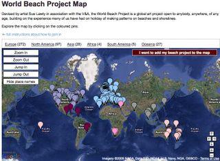 Worldbeachmap