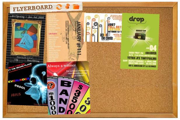 Papergflyerboard